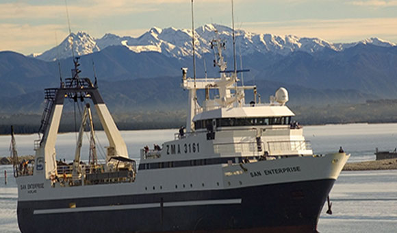 New zealand fishing industry for Commercial fishing jobs
